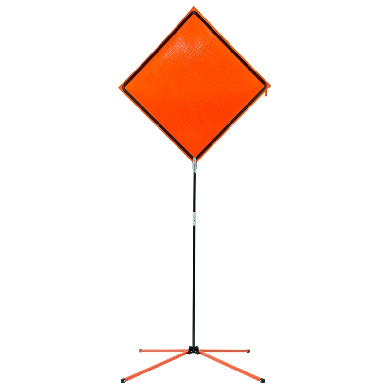 Sign Stand – Temporary Traffic Control, Springless, #SZ-484, Springless, 32