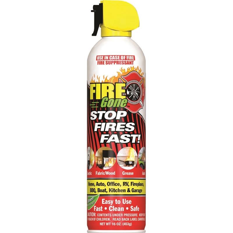 Fire Suppressant 007-102