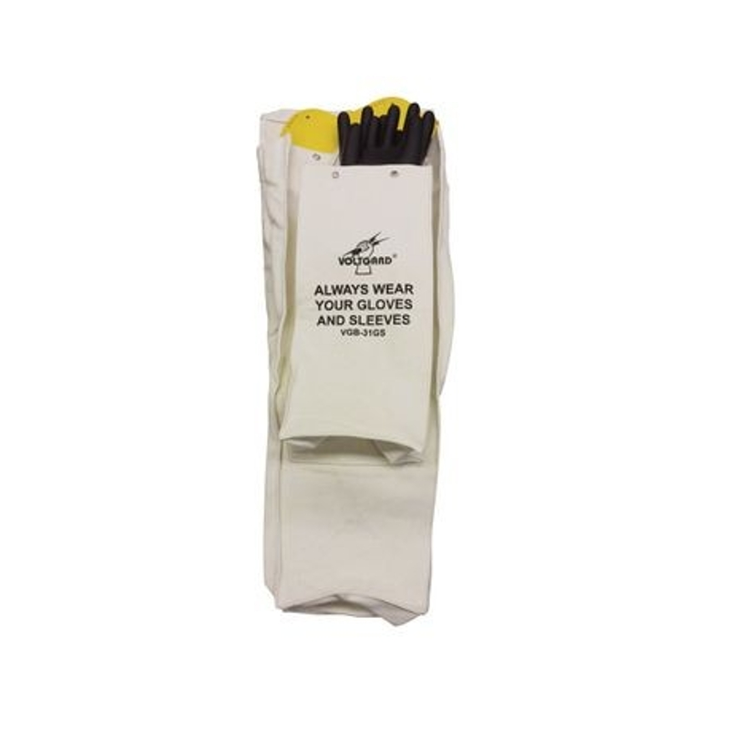 Glove Sleeve Bag Combo