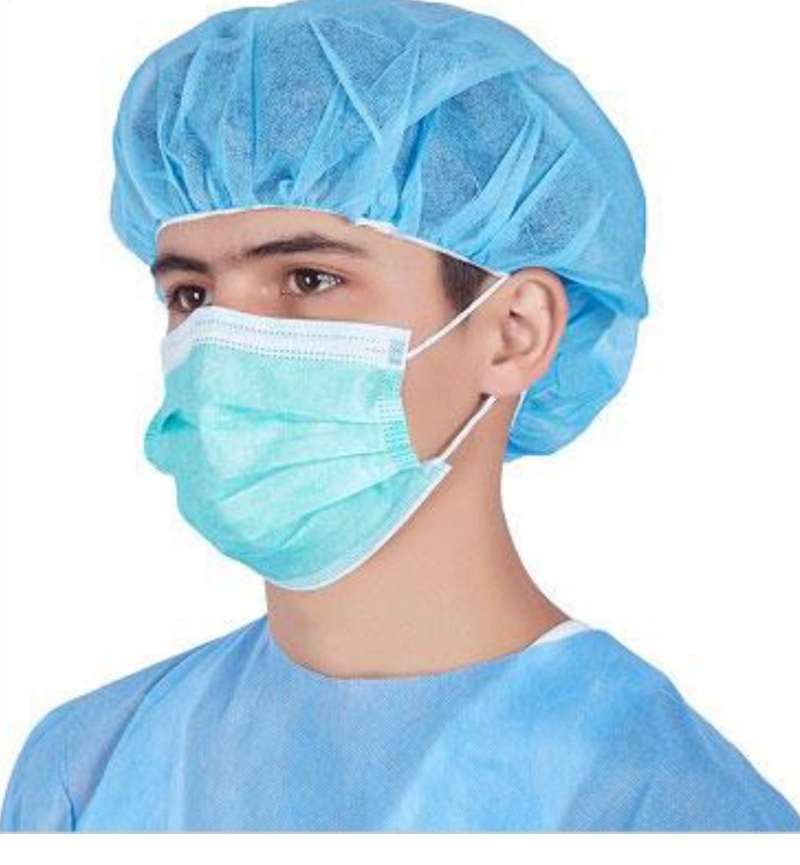 Civil Blue Mask – Non Medical