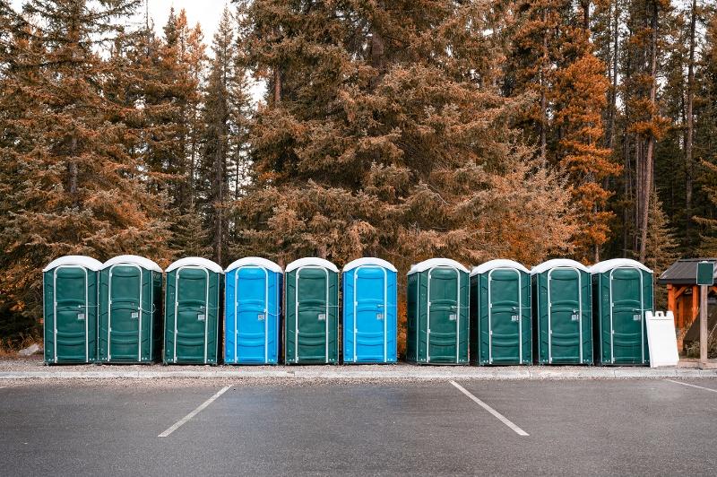 Portable Restroom Facilities