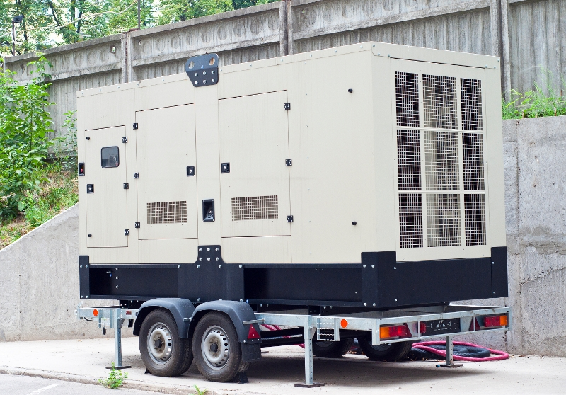 Mobile Diesel Generator