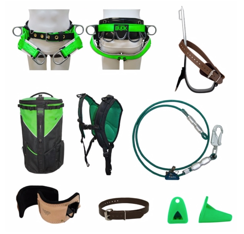 Buckingham Arborist Basic Climbing Kit