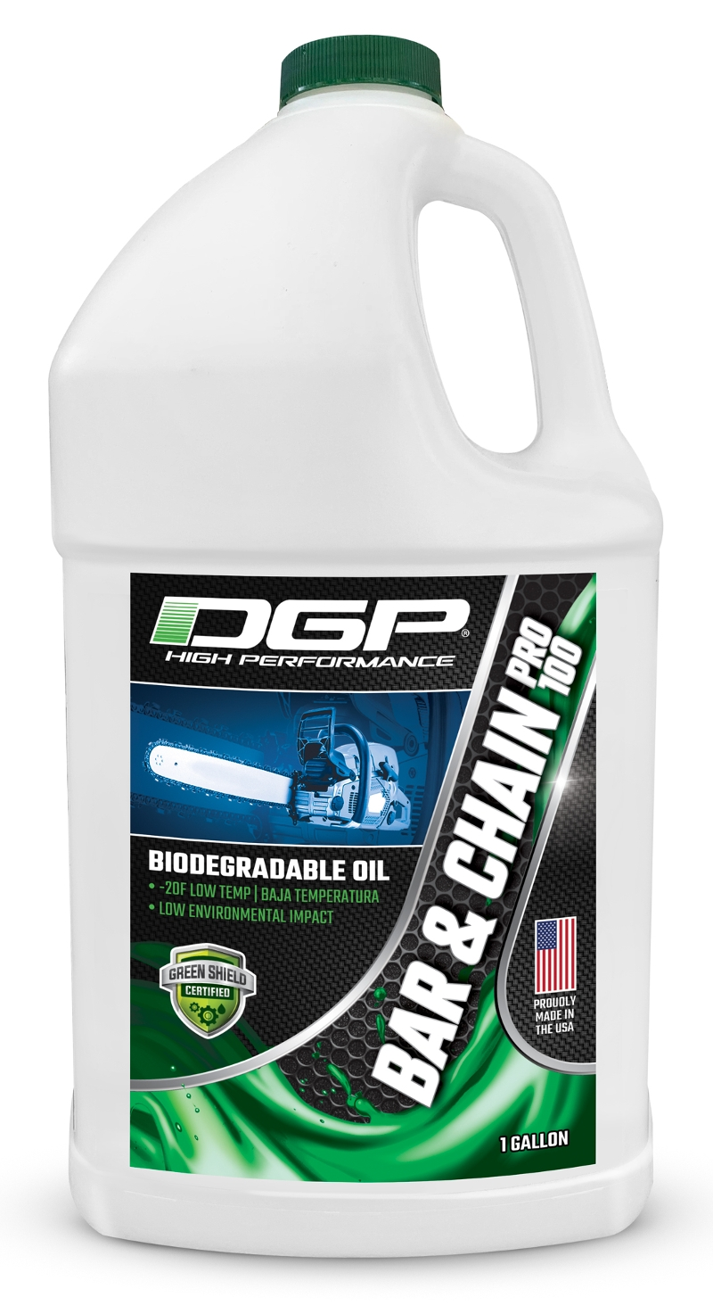 DGP High Performance Bar & Chain Oil - 1-Gallon