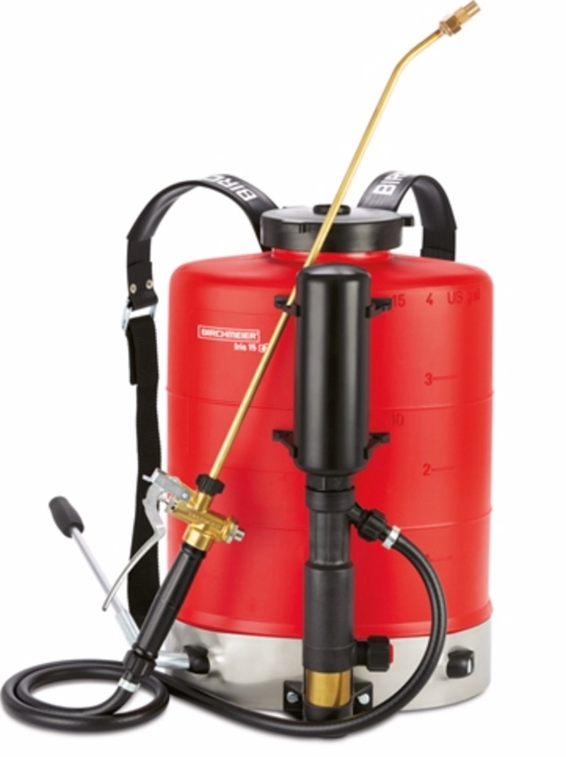 Birchmeier Iris 15K Backpack Sprayer (4 Gallon)