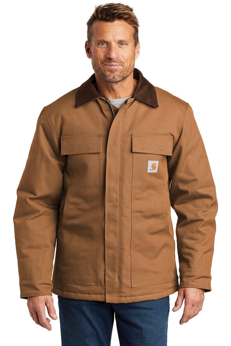 Carhartt Duck Canvas Coat CTC003