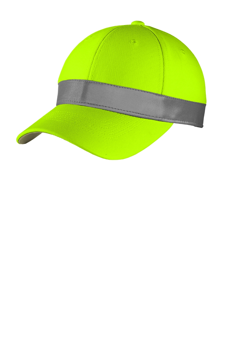 CornerStone Hi-Vis Safety Cap CS802
