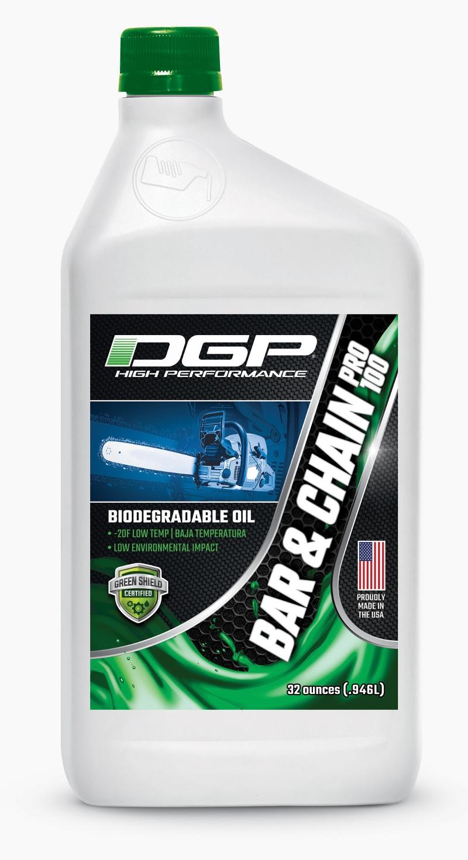 DGP High Performance Bar & Chain Oil - 32oz