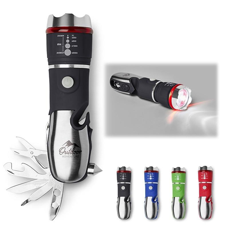 Flashlight Multi Tool