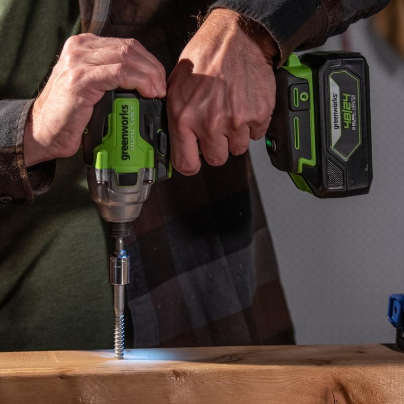 Greenworks 24V Bolt / Drill Driver