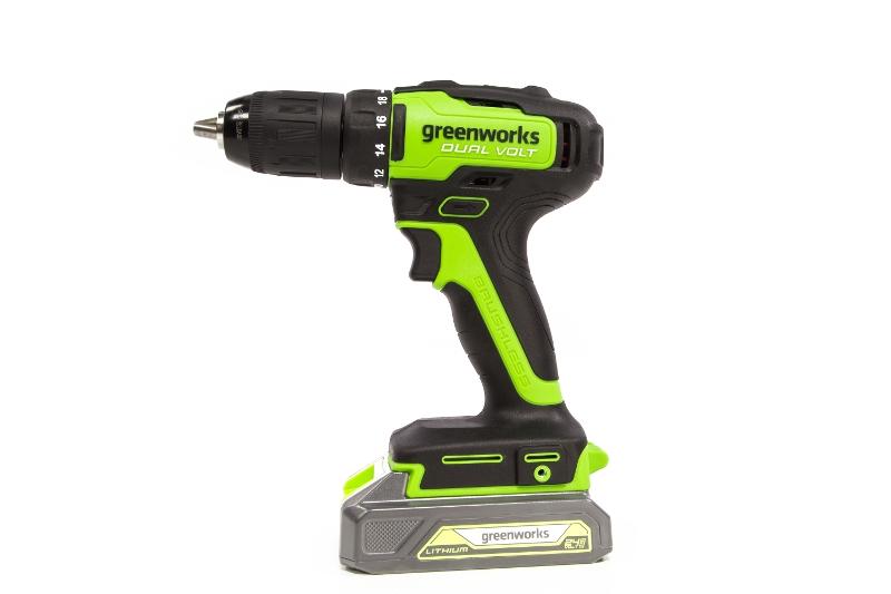 Greenworks 24V Drill Driver
