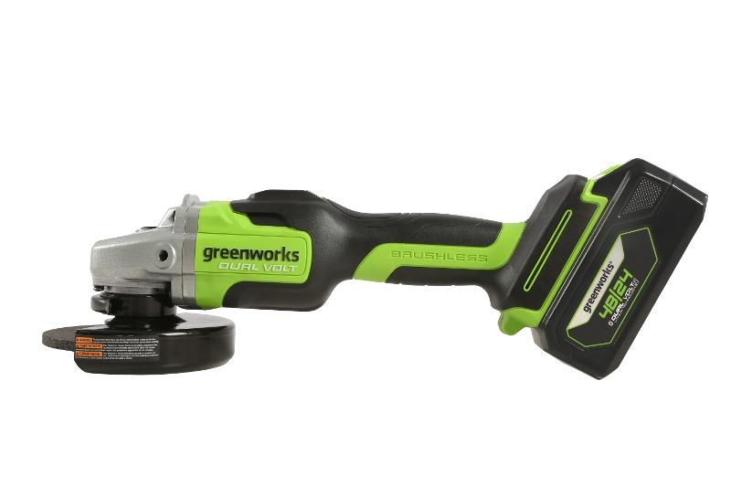 Greenworks 24V Angle Grinder