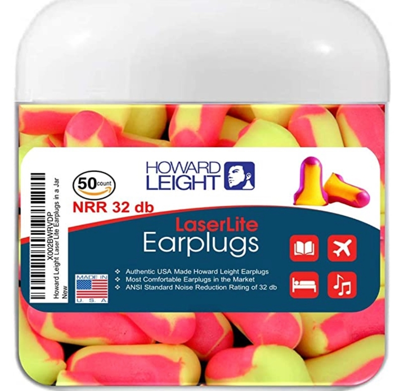 Howard Leight Disposable Ear Plugs