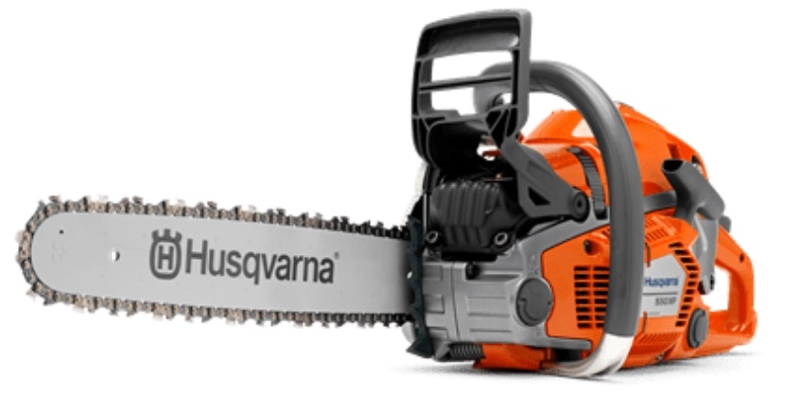 Husqvarna 550XP Chainsaw, 50.1cc