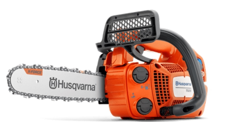 Husqvarna T525 Top Handle Chainsaw, 27cc