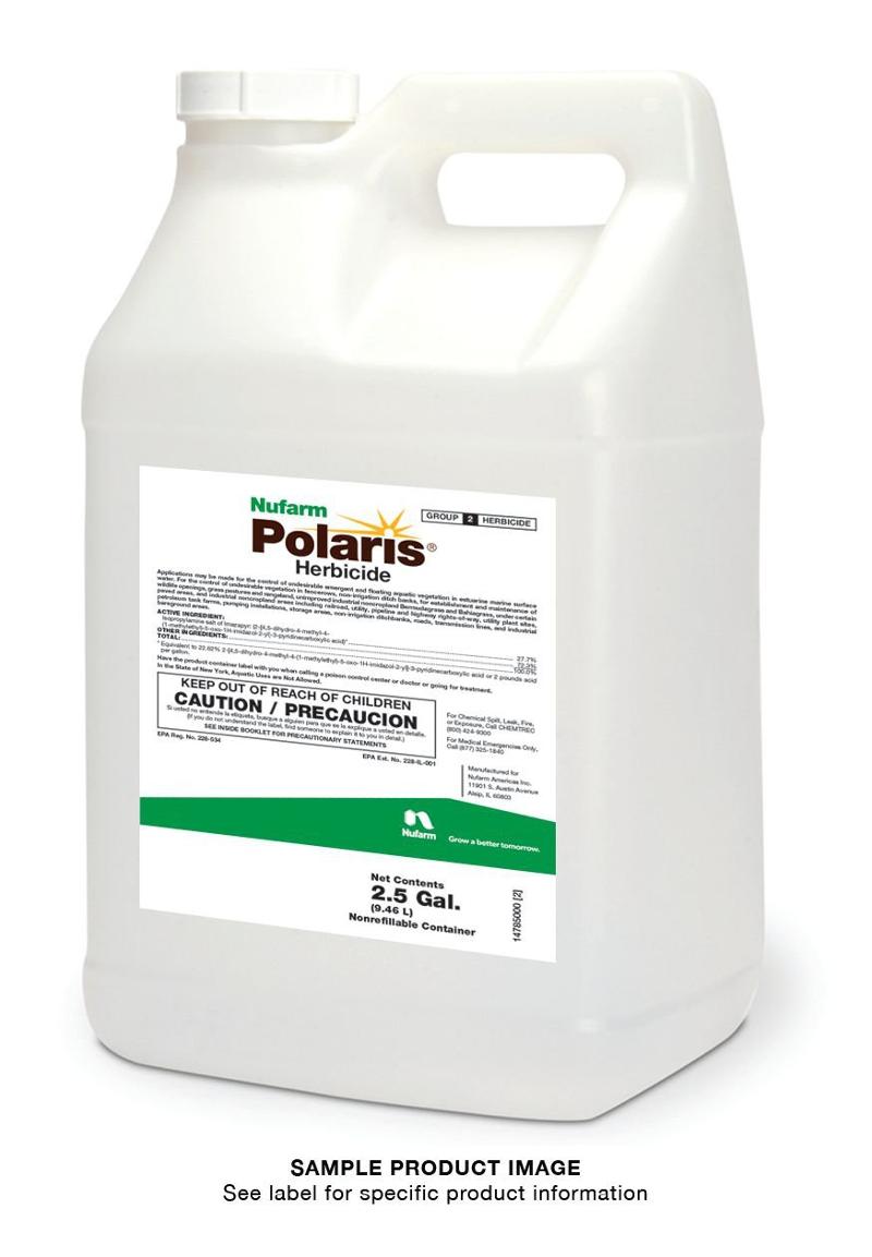 Newfarm Polaris Herbicide - 2.5 Gal