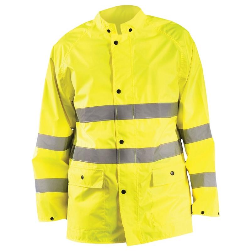 OccuNomix Hi-Vis Class 3 Rain Jacket