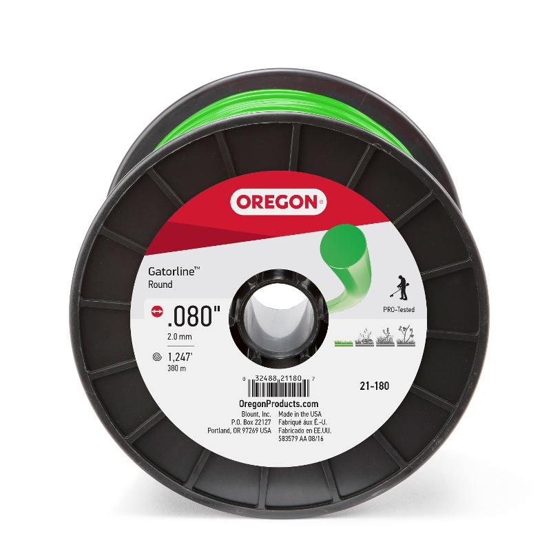 Oregon Gatorline Round Trimmer Line