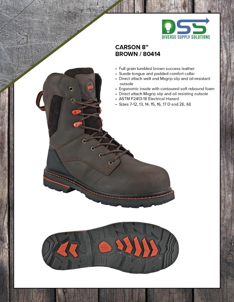 HOSS Boots - Carson 8