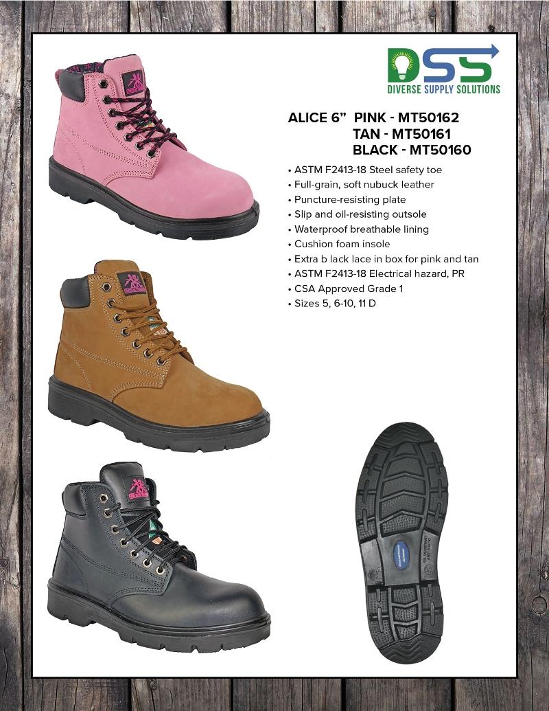 Moxie Boots - Alice 6