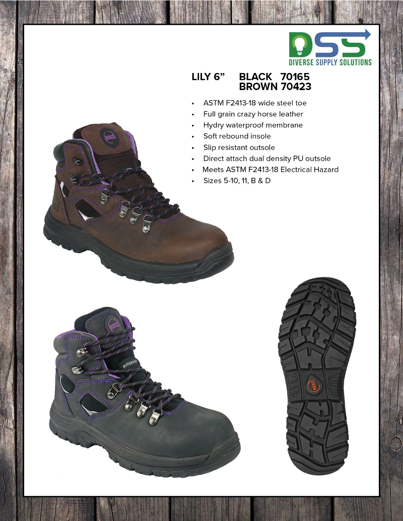 HOSS Boots - Lily 6
