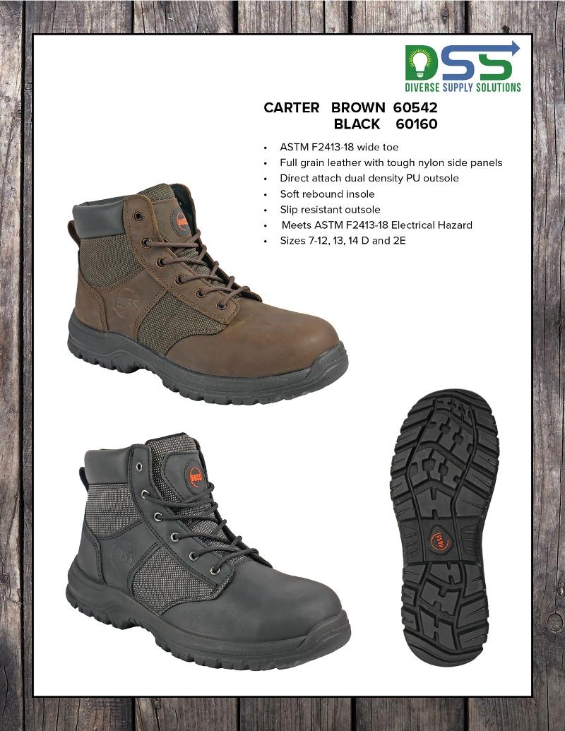 HOSS Boots - Carter Boots