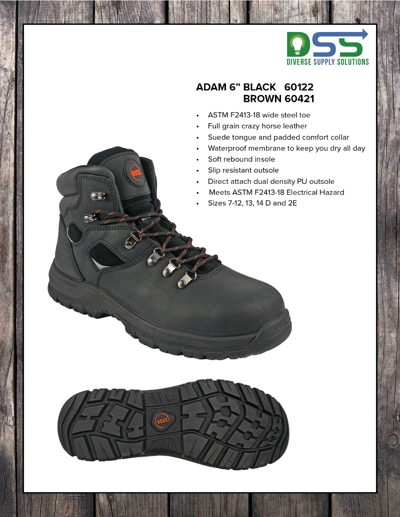 HOSS Boots - Adam 6
