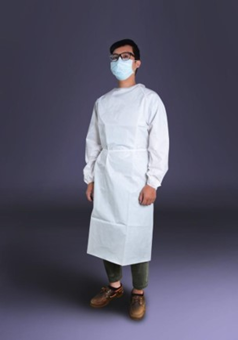 Isolation Gowns – Disposable Level 1 - Weight 65 Grams