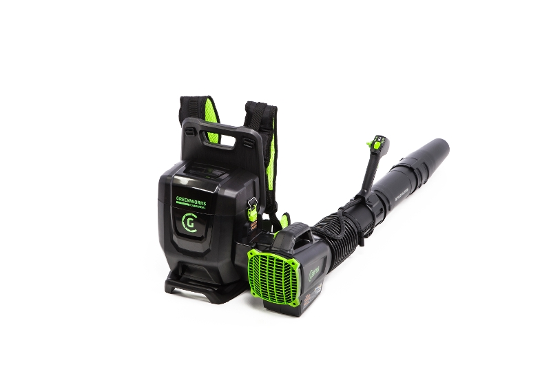 Greenworks GB700 Dual Port Backpack Blower