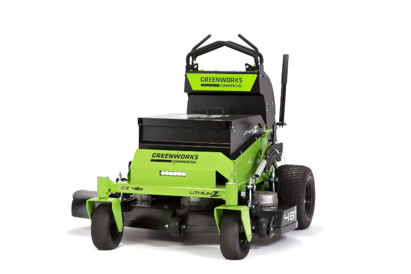 Greenworks GZ48S 82V 48 Stand-On Zero Turn Mower