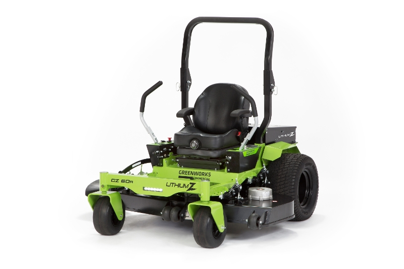 Greenworks GZ60R 82V Ride-On Zero Turn Mower