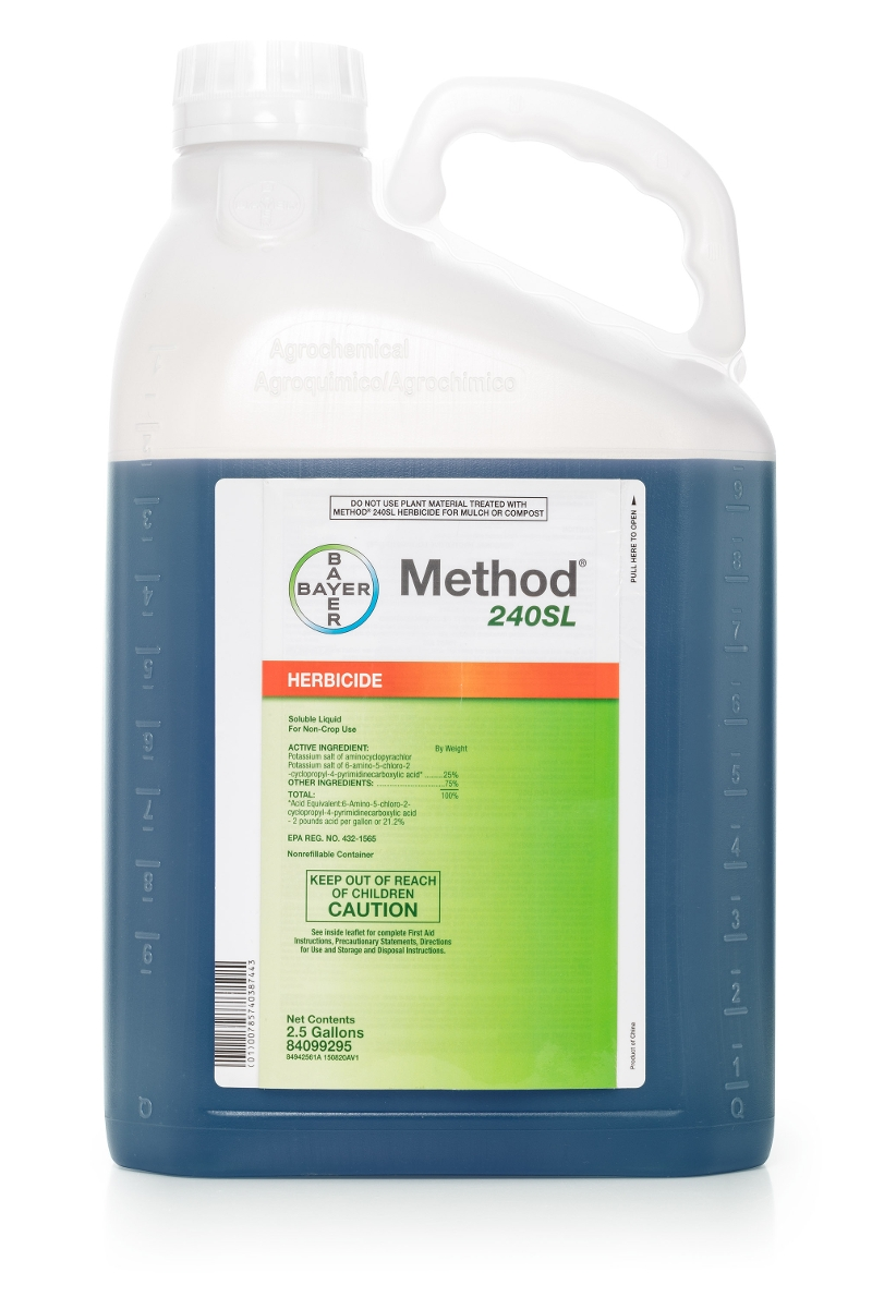 Method 240SL Herbicide – 2.5 Gal