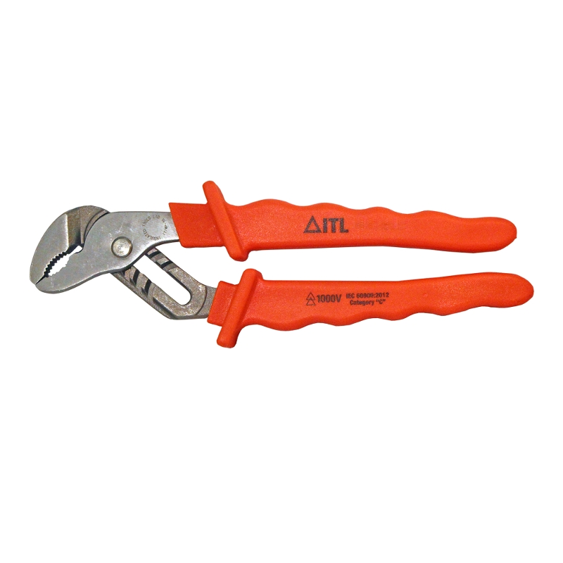 Jameson Insulated Pump Pliers - 16