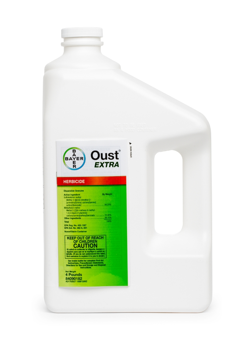 Oust EXTRA Herbicide – 4 lbs.