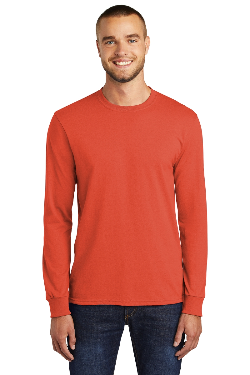 Port & Company LS T-Shirt PC55LST