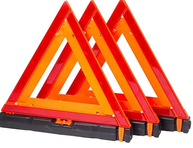 Triangle Kit - Roadside Safety