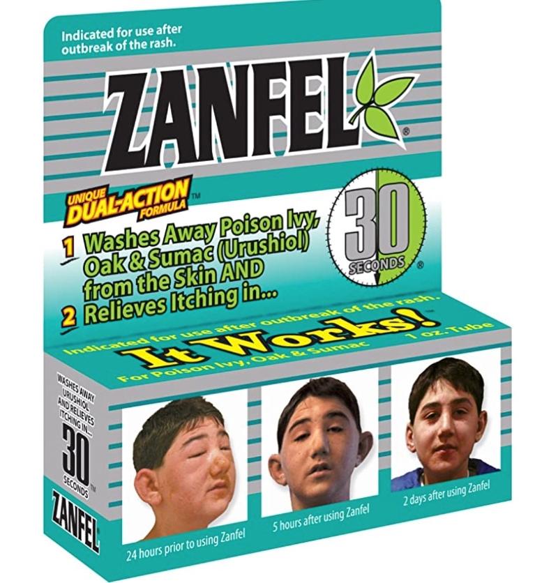 Zanfel - Poison Ivy, Oak & Sumac Wash