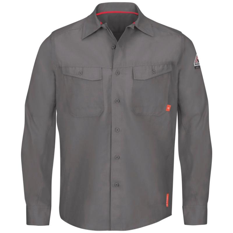 iQ Series Men's FR Work Shirt - CAT 2